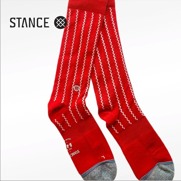 Stance Fusion Dress Vintage Cardinals